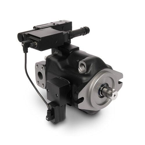 Pompe e motori a pistoni assiali a cilindrata variabile
